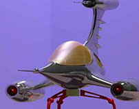 Jet Car of the Future