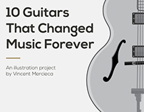 10 Guitars That Changed Music Forever
