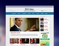 01 Haber | Website