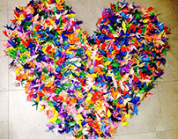 1000 Cranes of Love
