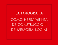 FOTOGRAFIA // MEMORIA SOCIAL