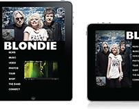 Blondie Website