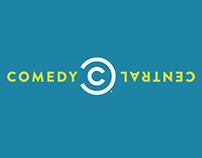 Comedy Central Italy & Spain Rebrand