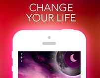 Alarm Clock Sleep Sounds App - iOS