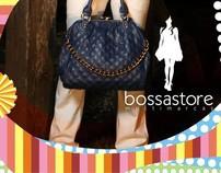 Identidade Visual Bossa Store - Inverno 2010