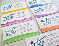 Maiden & Whelp Stationary