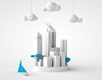 Ericsson - Agility Animation