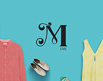 EME - Personal Shopper Branding Identity