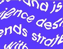 Wonderland business card