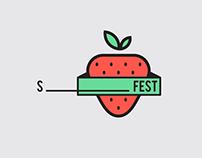 Strawberry Fest Logo/Branding