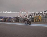 Sponsoring of Michael Savary - Endurance Superstock