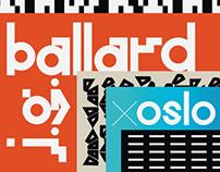 Only Connect Festival of Sound: J.G. Ballard x Oslo