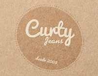 Curty Jeans | Identidade Visual
