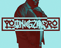 """""""YOUNGZARRO"""" TYPEFACE"""