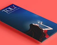 Toly Cover Book
