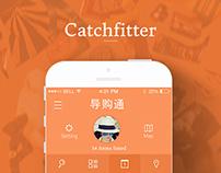 Catchfitter - When offline and online shopping meets
