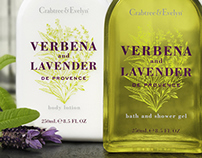 Crabtree & Evelyn Verbena and Lavender of Provence