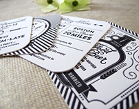 Happily Ever Afterparty | Post-Elopement Party Invites