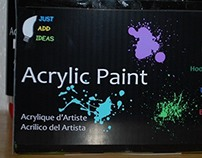 Paint Package Design