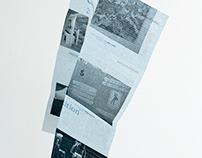 2014 calendar poster for L'imagier gallery