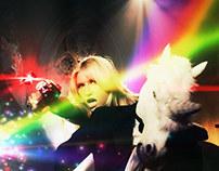 """Ke$ha """"Blow"""" Music Video"""