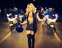 "Rita Ora ""Shine Ya Light"" Music Video"