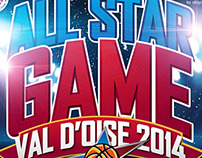 ALL STAR GAME VAL D'OISE 2014