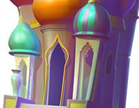 Palace Prop Design