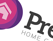 Premier Home Care Branding