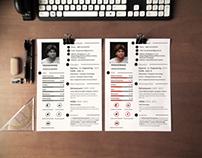 Personal Resume Design