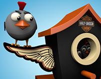 Birdhouse     3D sketches