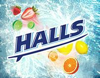 Halls Refresh