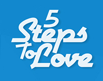 5 Steps to Love - Android App Design