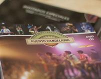 DVD PUERTO CANDELARIA