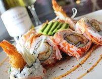 Sushi Photo Shoot