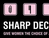 SHARP DECISIONS