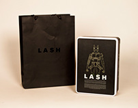 Lash Limited Edition Collectible Figure