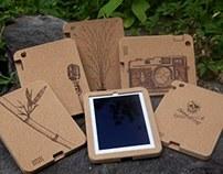 Custom Illustrated iPad Cases