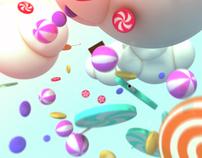 Candy Rain!