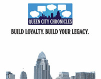 Media Kit Packet for Queen City Chronicles