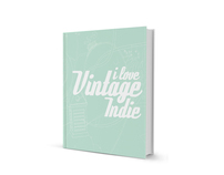 I Love Vintage Indie Book