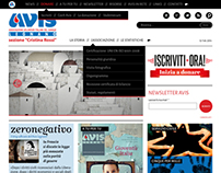 Redesign Avis website