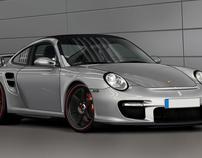 Porsche 911-GT2 Vexel