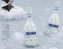 Finlandia Vodka Polska Facebook Launch