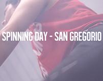 SPINNING CENTER - SPINNING DAY SAN GREGORIO