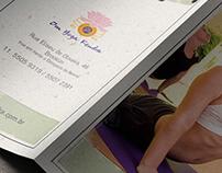 Om Yoga Kendra | Branding