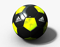 Soccer ball - MODELING - LOOKDEV
