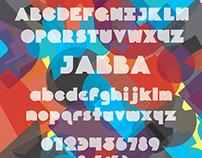 Typeface Design: Jabba