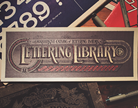 Lettering Library
