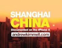 Shanghai, China - Shot on the iPhone